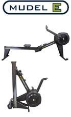 Sõudeergomeeter Concept2 mudel E (must) monitoriga PM5